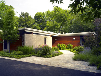 It Illustrates Perfectly Why There Is No Need To Raze The Wonderful Examples Of Mid Century Modern In Chicagoland These Homes Are Open
